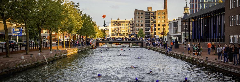 A Local Swim Almelo