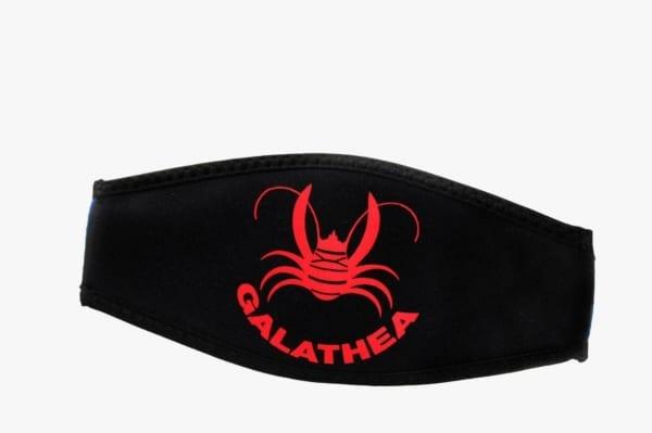 Unieke Galathea Duikbril Bandhoes
